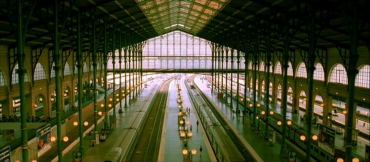 gare du nord do filme