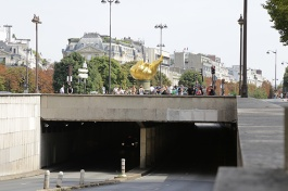 tunel ponte alma