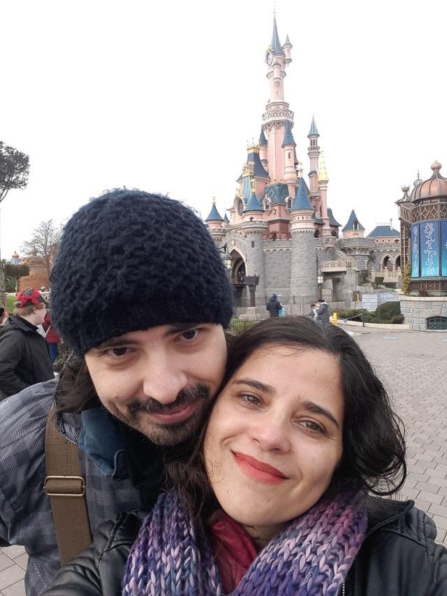 Amorecos na Zoropa na Disney paris